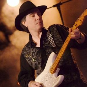 Gerry Joe Weise blues guitarist